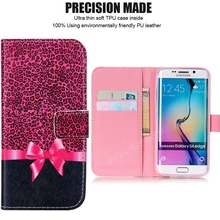 FRVSIMEM Painted Flip Case Wallet Leather Cover for iphone X 5 5s SE 6 6s 7 8 plus for Samsung galaxy S3 S4 S5 Neo S6 S7 edge