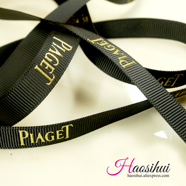 1 4 32mm High Quality Personalized Wedding Ribbons And