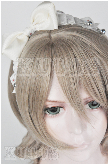 Anime Lovelive Love Live! Sunshine!! Aqours Watanabe You Full Lace Cosplay Wig (NoHairpin) Costume Heat Resistant +Track +Cap