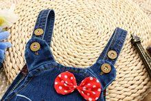Hello Mickey Denim Jeans