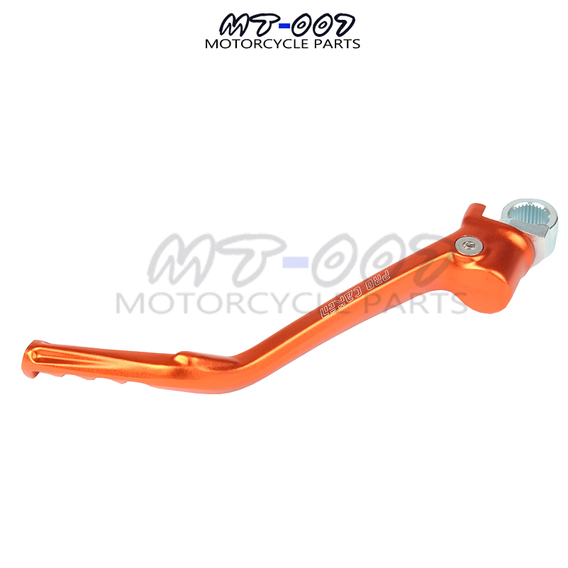 New Forged Kick Start Starter Lever Pedal Arm For EXC125 SX125 SX150 XC-W EXC200 Motocross Dirt Bike Off Road Motorcycle