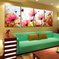 Full 5d Diamond Mosaic Flowers Beautiful Dream House Dimond Painting Crafts Square Kits Diamond Embroidery for Living Room Decor