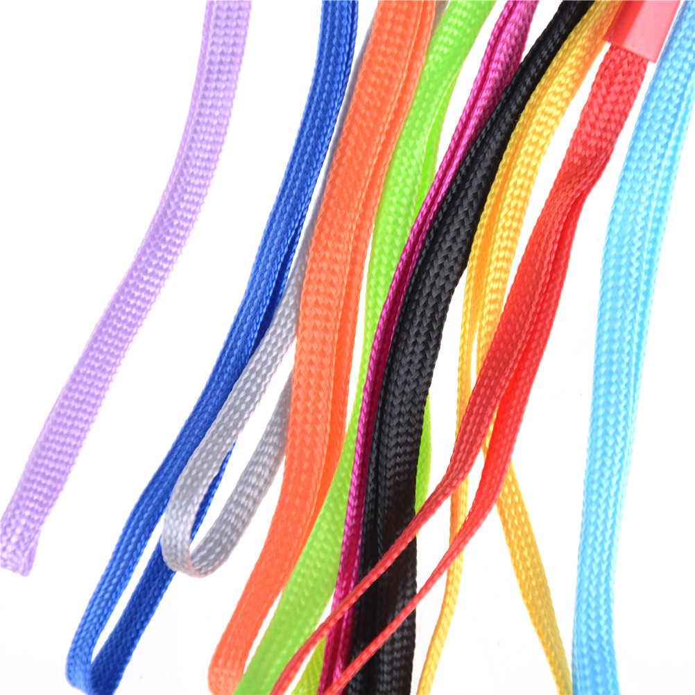 10 sztuk pasek na rękę pasek na rękę smycz dla ipoda USB Mp3 Mp4 aparat w telefonie komórkowym smycz na telefon komórkowy losowy kolor 18cm