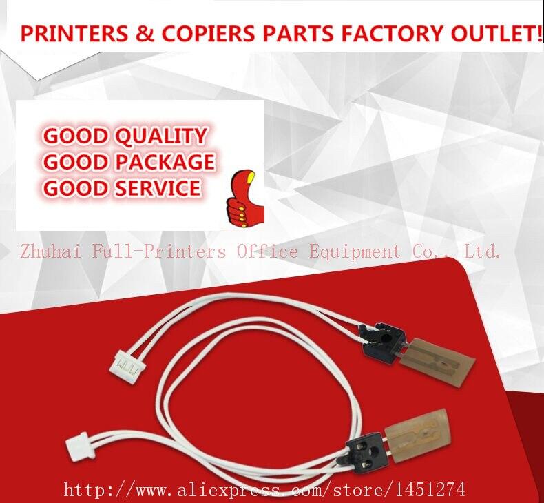 2 Sets 100% Compatible New AW10-0052 AW10-0053 Thermistor For RICOH AFICIO 1035 1045 2035 2045P 3035 3045 laser printer copier