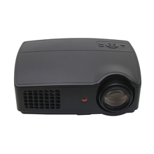5000Lumens Long life LED Full HD LED home cinema TV projector 3D lcd Multimedia video game Projector