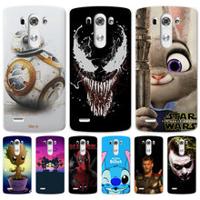 Veneno BB-8 Grout Mickey Mouse Do Ponto coringa Para LG G4 G5 G6 K7 K8 5X K10 2017 Nexus X Poder 2 3 caixa do telefone tampa traseira estojo capa(China)