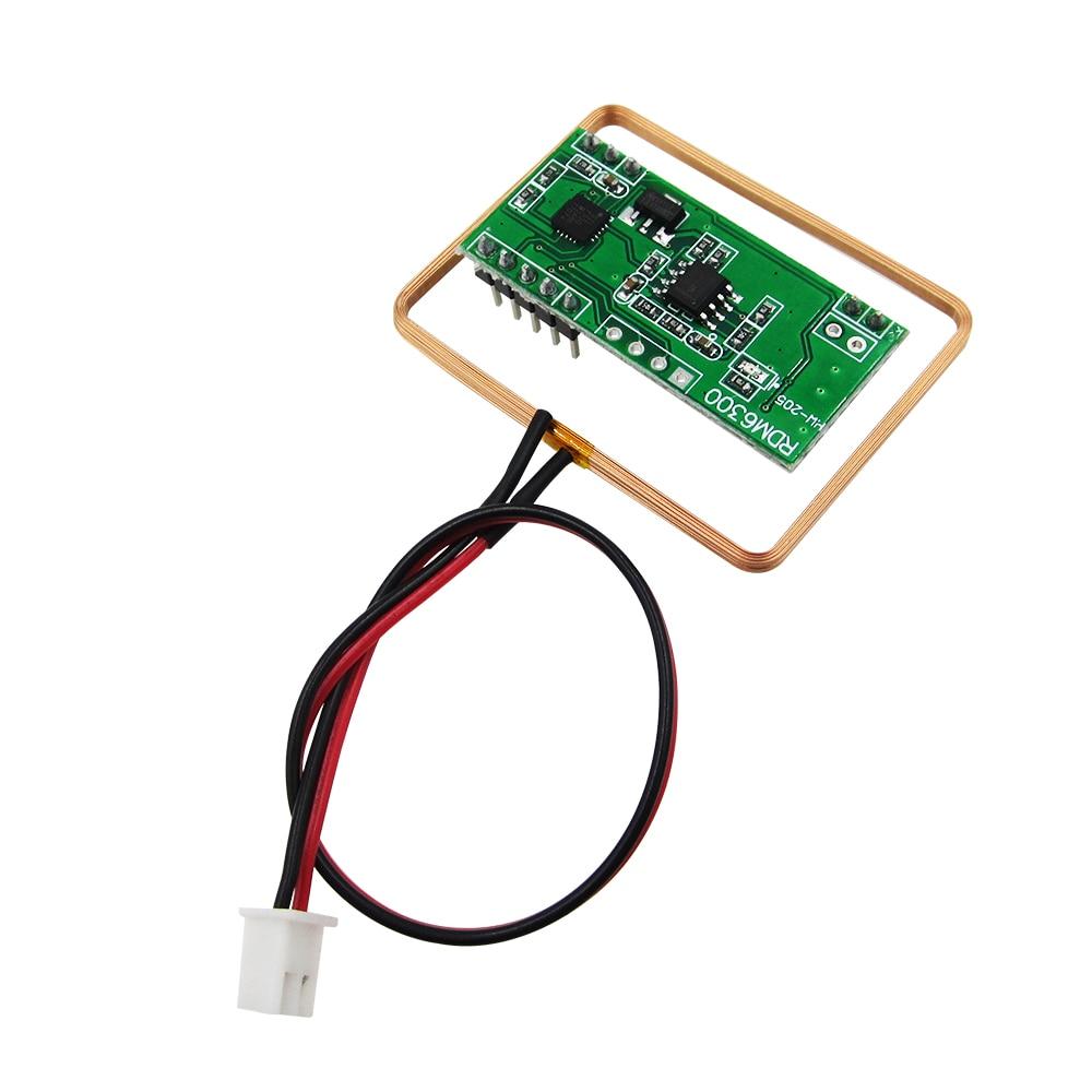 1 set 125Khz RFID Reader Module RDM6300 UART Output Access Control System esp 07 esp8266 uart serial to wifi wireless module
