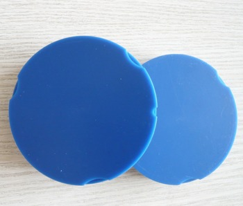 95x20mm Dental Zirkon Zahn CAD CAM Milling Wax Blue Color,dental lab clinic Consumable material