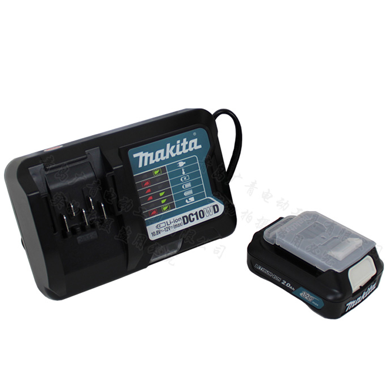 цена на Japan Makita 12V charger Lithium battery DC10WD Charging drill Electric screwdriver Machine applicable