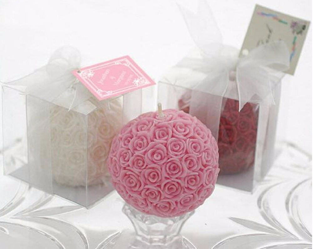 50Pcs Kids Birthday Party Favors Crystal Baby Shower Souvenir New ...