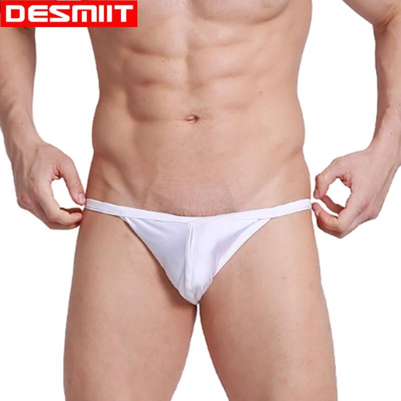 631eb26561 Desmiit Sexy Gay Swimwear Men Bikini Swim Tanga Men's Swimming Trunks For Bathing  Suit Swim Briefs Swimsuit Beachwear Sunga Slip