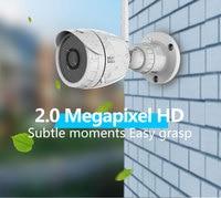 NIP 53SY Nice Design Outdoor Ip Camera Waterproof HD 1080P P2P Camera Built IN PIR Motion