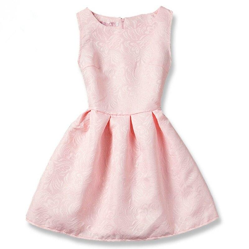 Lujoso Vestidos De Fiesta De Color Rosa Para Los Adolescentes ...