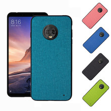 For Motorola G6 case moto Plus g6 play Case Back Cover Shockproof Capa Phone G 6 G6play