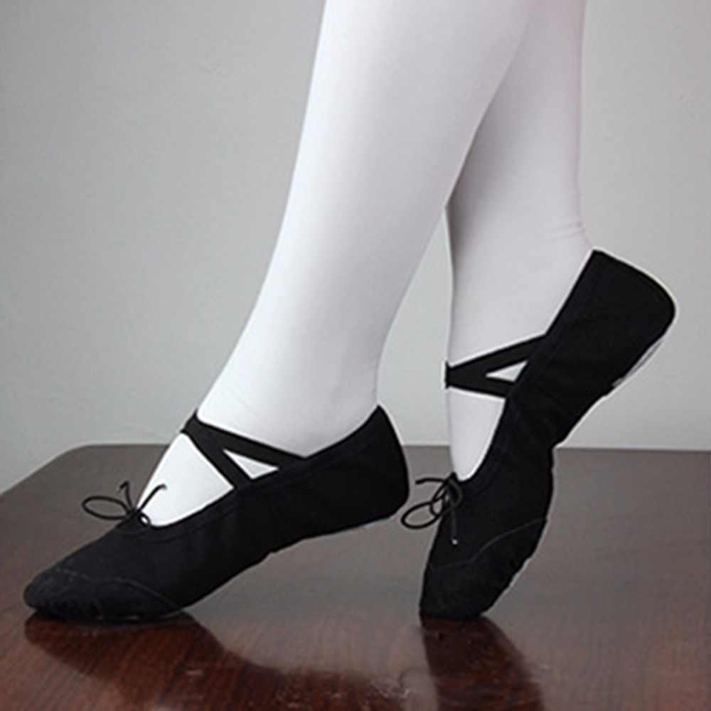Puseky ריקוד נעלי ילדי נעלי תינוק ילדים מקצועי שטוח נעליים רך ריקוד בלט דירות חמוד ילדים בלט דירות נעליים
