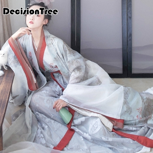 2019 new traditional chinese dance costumes women folk dance costume national costume for woman hanfu clothing performance