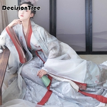 2019 traditional chinese dance costumes women folk dance costume national costume for woman hanfu clothing performance 2018 spring chinese traditional dance costume children mesh lace kids folk dance costumes modern hanfu for girls national dress