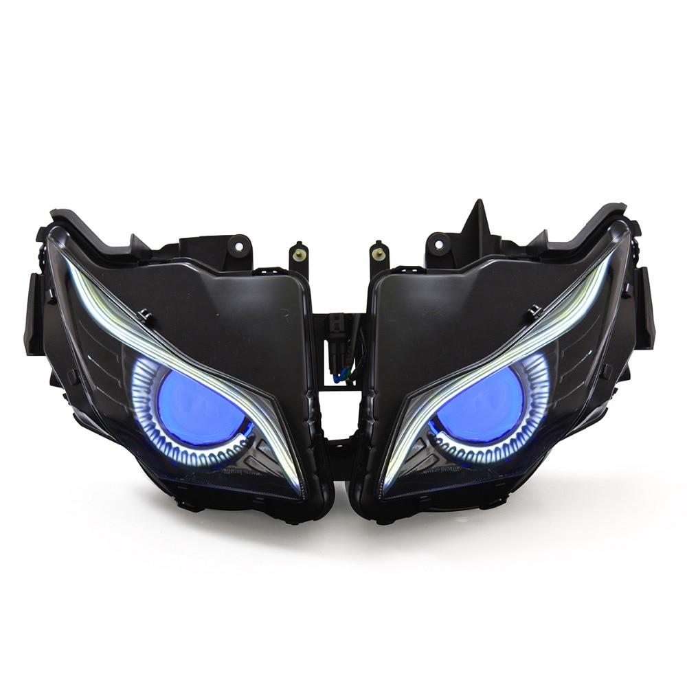 Kt Headlight For Honda Cbr1000Rr 2012 2016 Led Eagle Eye-9011