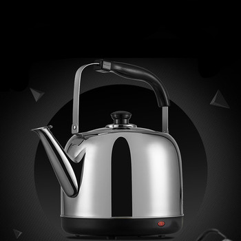 electric kettle has  large capacity  6L Safety Auto-Off Function Overheat Protection