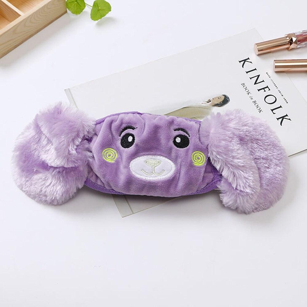 Fashion Ear Protective Kids Mouth Mask Windproof Mouth-muffle Anti Dust Winter Masks Children Anti Haze Flu Cotton Face Masks