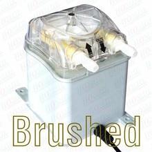 800 мл/мин., 30psi, 12Vdc brushed перистальтический перистальтический насос с утвержденными FDA PharMed BPT трубки и сменной головки насоса