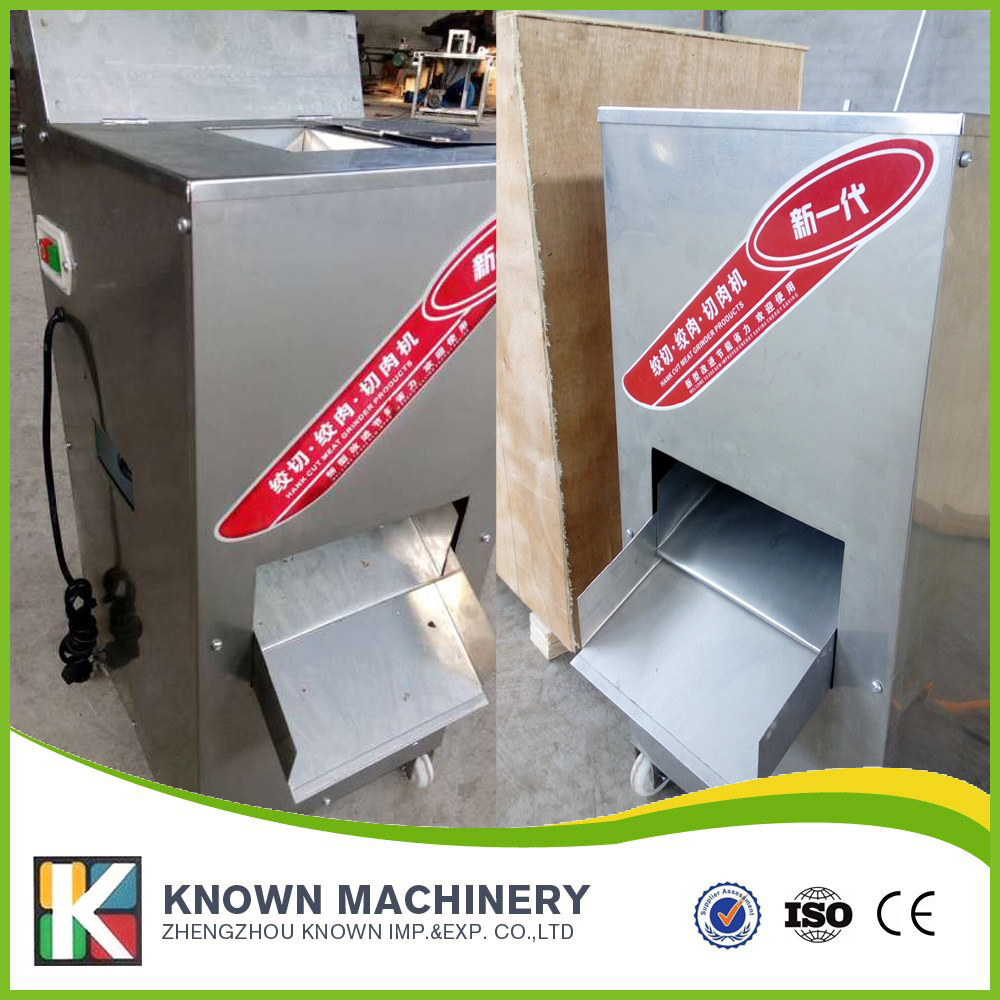 Export EU stainless steel electric 20mm beef strips slicer machine including one set of extra blade shipping CFR price by sea ce iso length unlimited little electric fish cutting machine with remove internal organs function cfr price by sea