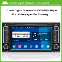 Android Car DVD player for Volkswagen VW Touareg With GPS Navigation Multi-touch Capacitive screen,1024*600 high resolution.