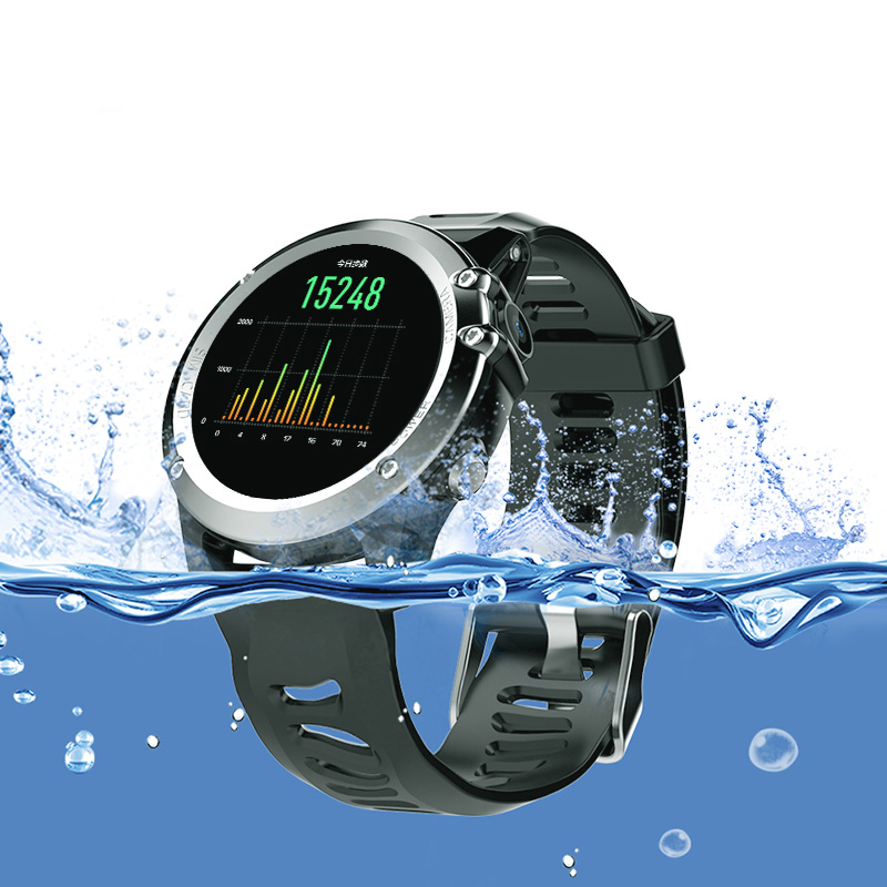 GPS H1 Smart Watch Android 5.1 OS Smartwatch Altitude SIM 3G WIFI Heart Rate Monitor Camera IP68 Waterproof Sports Wristwatch teyo 3g smart watch kw99 bluetooth smartwatch android sports watch phone heart rate tracker sim wifi update from smartwatch kw88
