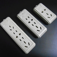 Power Strip Multi-position Sockets  AC Charger Wall Socket Plug Mains Lead Adapter No Extension Cable