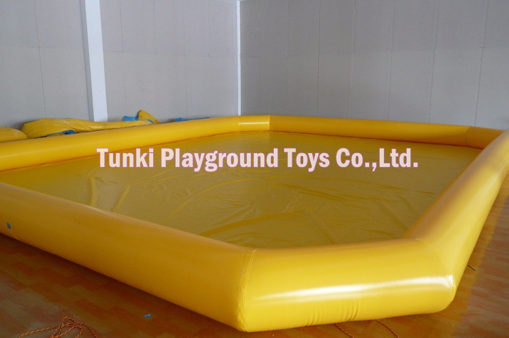 6*8*0.5m High quality cheap inflatable pool for adult,inflatable swimming pool