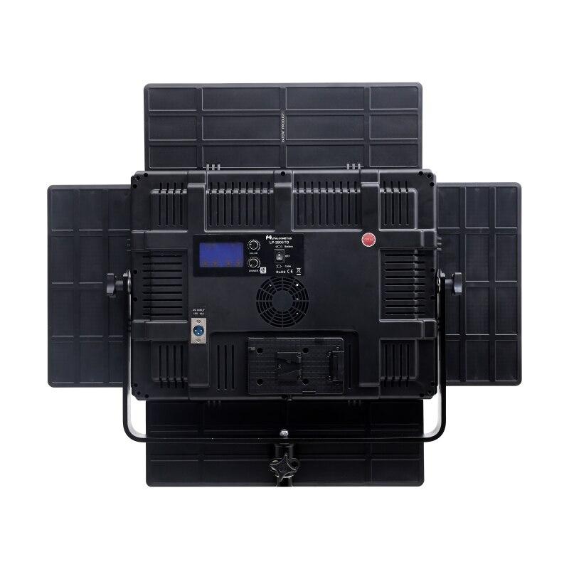 Falconeyes 140W LED Video İşıq Paneli Fotografiya Ölçülən - Kamera və foto - Fotoqrafiya 3