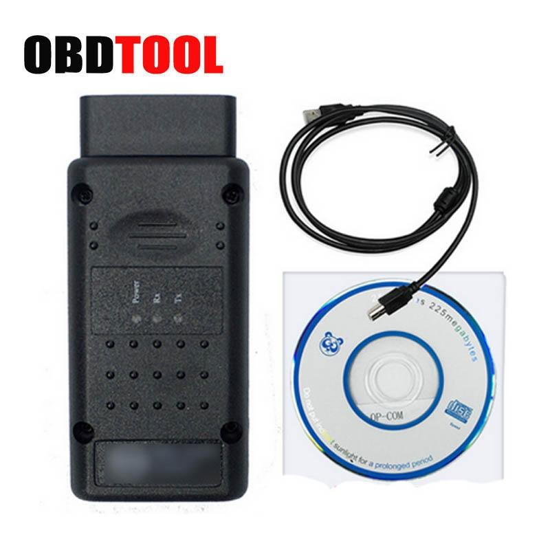 OP COM 2010V V1.45 2014V V1.70 Diagnostic Tool OpCom Can Bus Diagnostic Cable OBD2 OBDII Scanner Tool For Opel Cars JC5