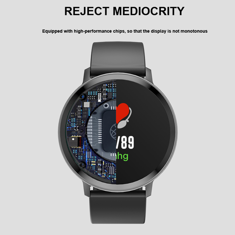 Image 5 - Bluetooth Color Screen Smart Watch Blood Pressure Heart Rate Monitor Smart Band Men Women Sport Fitness Tracker Smartwatch-in Smart Watches from Consumer Electronics