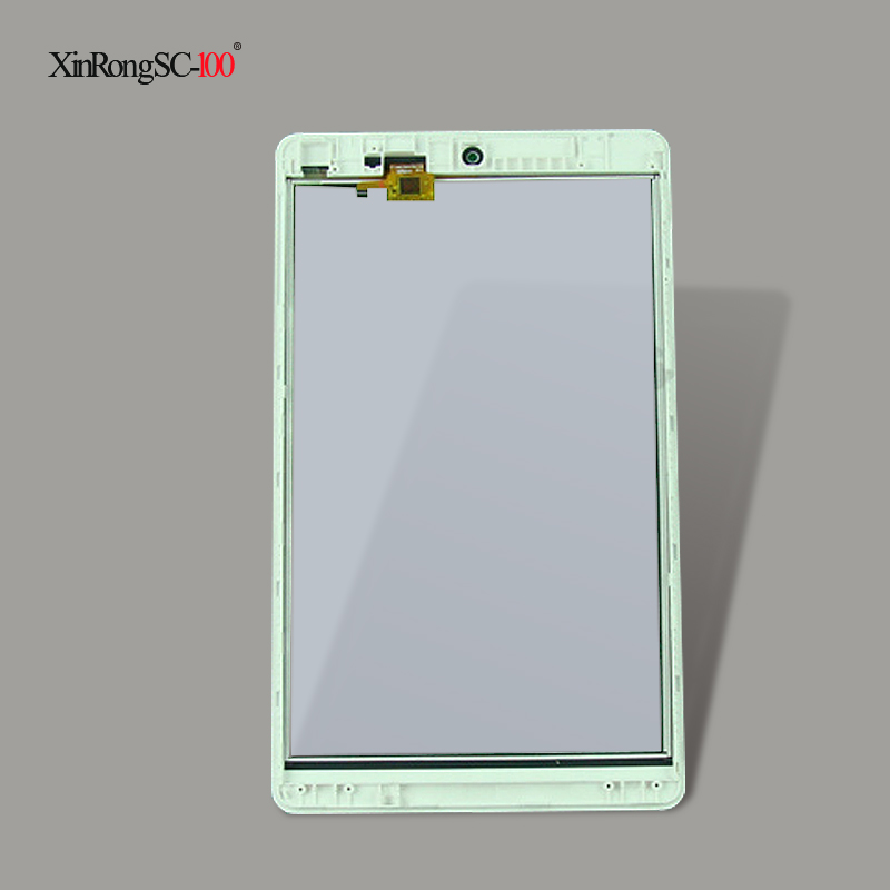 Original 7.9 inch tablet pc f-wgj80156-v1 for Teclast X80h WIFI touch screen digitizer glass panel with frame Free Shipping original and new 8inch lcd screen for teclast p80 wifi tablet pc free shipping