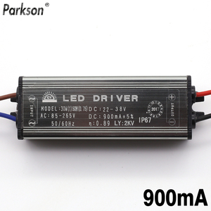 Image 4 - Transformateur déclairage LED pilote 300ma 600mA 900mA 1500mA, convertisseur AC 85 265v à cc 22 38v pour éclairage LED IP67