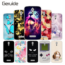Geruide TPU Case For ACER Liquid Zest PLUS Z628 Case Cover, Soft Silicone Back Cover Case for Acer Z628 Z 628 Phone Case Cover acer liquid zest plus z628 white