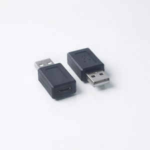 Image 2 - ULT Best Wholesale USB Adapter Micro USB Female to USB 2.0 A Male Connector Converter Adaptor