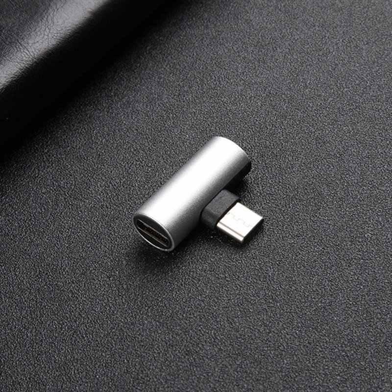 نوع C إلى 3.5 ملليمتر جاك سماعة و USB C محول الشحن لسوني اريكسون XZ3 XZ2 المدمجة XZ2 قسط TypeC سماعات الأذن AUX تحويل