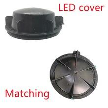 1 pc para skoda octavia lâmpada capa de acesso protetor de lâmpada capa traseira do farol xenon lâmpada led extensão capa poeira