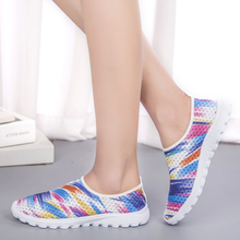 New woman and men running shoes mesh breathable sport shoes good quality brand design sneakers cushion walking shoes