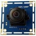 2.0 megapixel 1080 p 1/2. 7 ''CMOS OV2710 android micro usb mini câmera com 180 graus lente olho de peixe ELP-USBFHD01M-L180