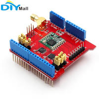 433MHz 915MHz 868MHz Dragino LoRa Shield Long Distance Wireless Transceiver for Arduino UNO Mega2560 Leonardo DUE