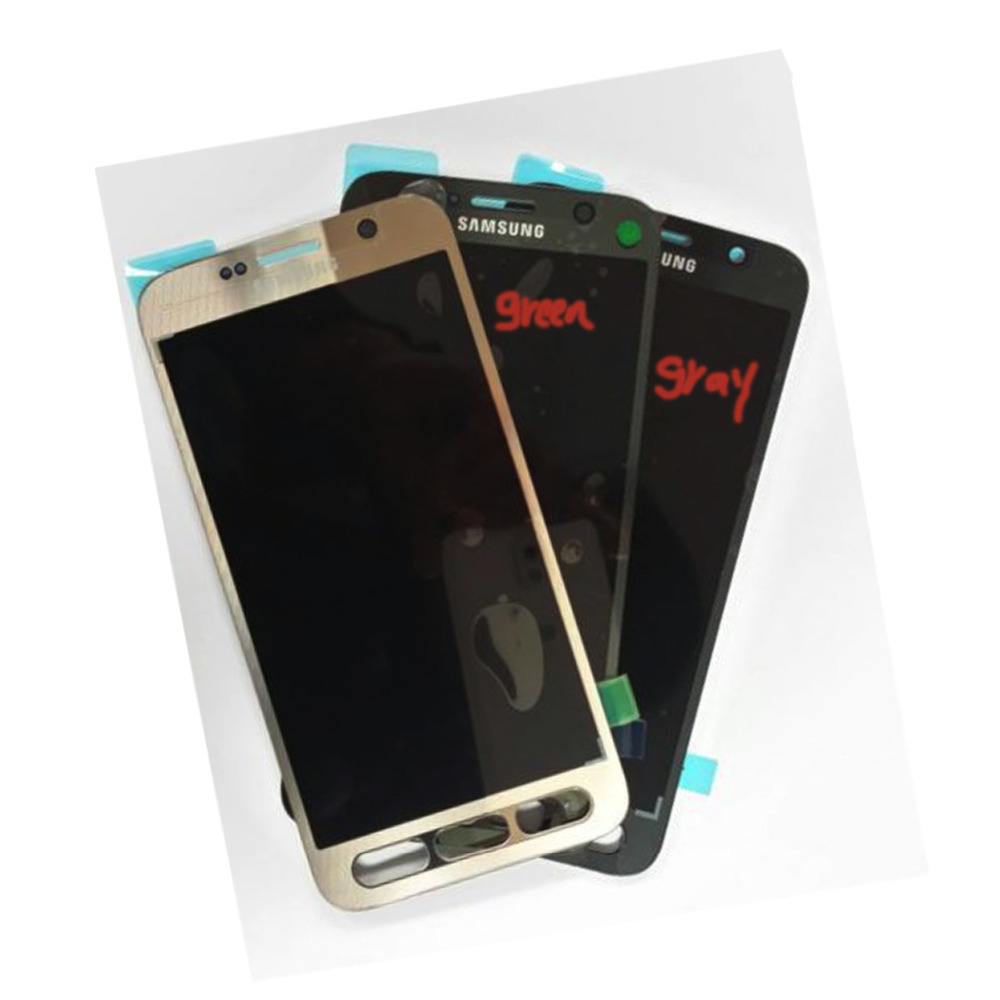 LCD +Touch Screen Digitizer Glass FOR Samsung Galaxy S7 Active SM-G891A replacement pantalla parts