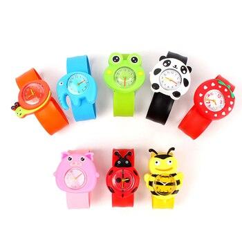 Children's Watches 3D Cartoon Kids Wrist Watches kid Baby Watch Clock Quartz Watches for Girls Boys Gifts Relogio Montre #52636