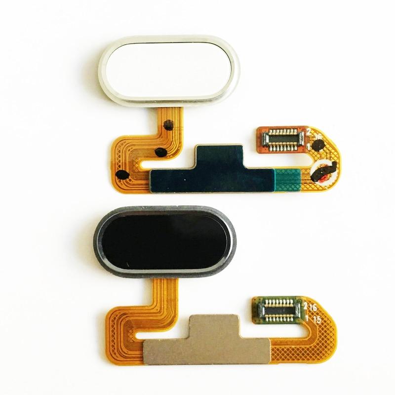 Home Button Flex Cable For Meizu M3E Back Keypad Menu Replacement MEILAN M3E 5.5 Inch MTK Helio P10 Octa Core Mobile Phone
