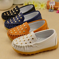 2016 Spring Summer Children Sneakers Boys PU Leather Shoes Casual Flats Children Shoes Boys Kids Casual shoes