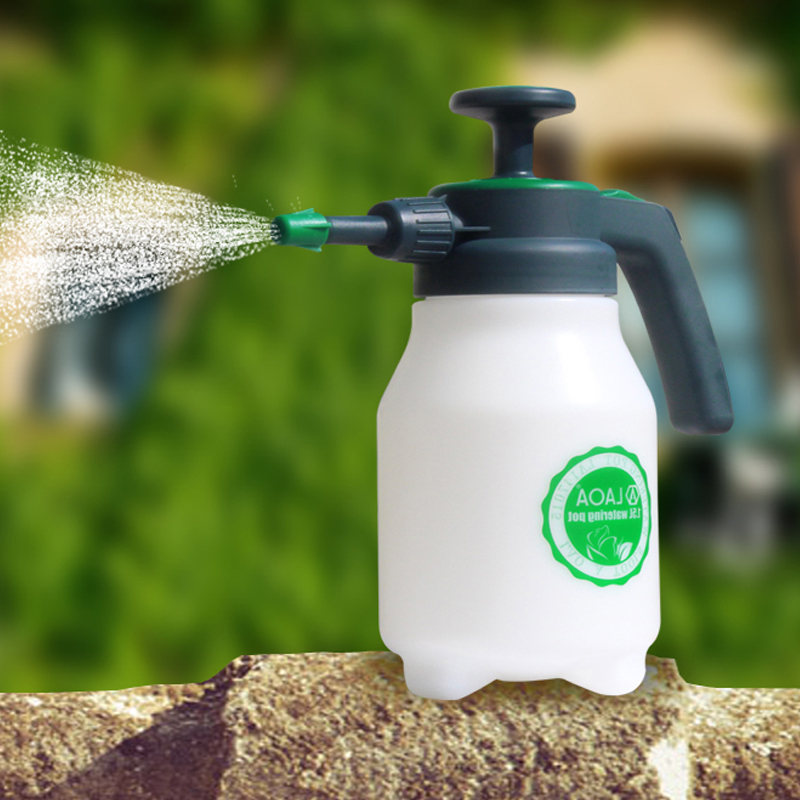 LAOA Watering Pot Garden Water Spray kettle Fowerpot Automatic Water Spray Household Plant Watering Tools for Flowers extrusion type plastic plants watering can kettle ivory 250ml