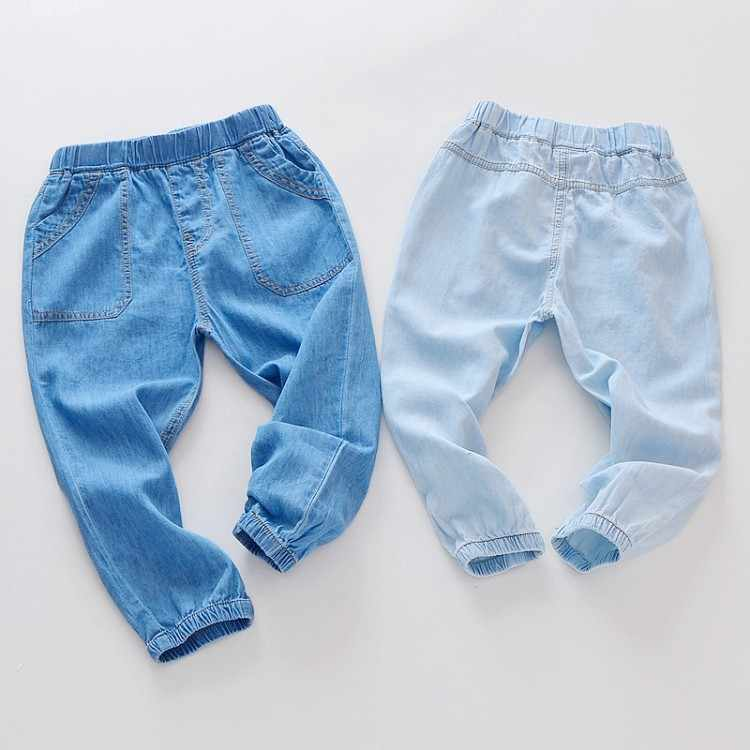 toddler harem pants boy knickers pants Denim looks baby harem pants baby sweat pants grow with me pants
