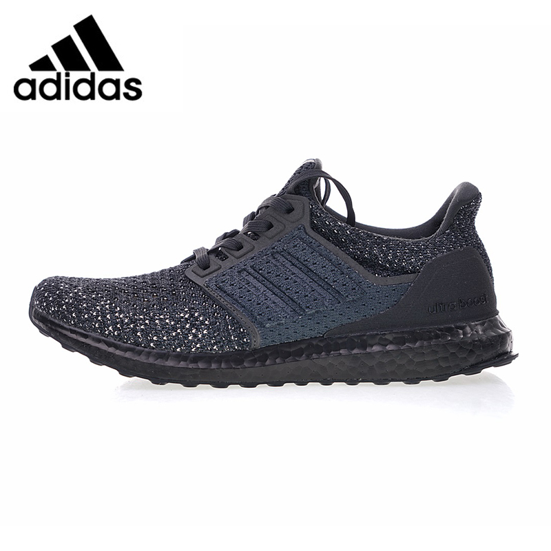 hot sale online f5a6e 11113 US $115.42 30% OFF|Adidas Ultraboost 4.0 Oreo Men's Running Shoes,  Black/Gray, Breathable Wear resistant Shock Absorbing CQ0022 BB6179 EUR  Size M-in ...