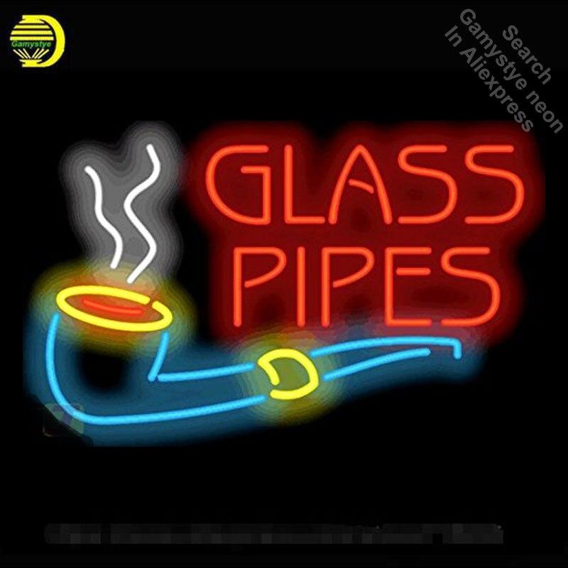 Enseigne au néon tuyaux en verre ampoules au néon signe bière Pub verre réel néon Tube signe artisanat Publicidad Arcade signe magasin affiche murale